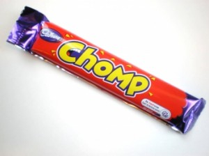 Free Cadbury Chomp Bars