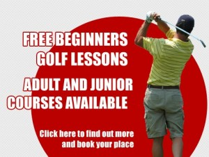 Free Golf Beginners Lessons