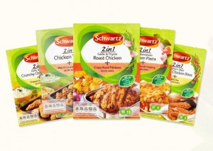 Free Schwartz 2in1 Recipe Mix Pack 300x213 Free Schwartz 2in1 Recipe Mix Pack