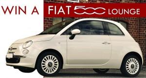Win a Free Fiat 500