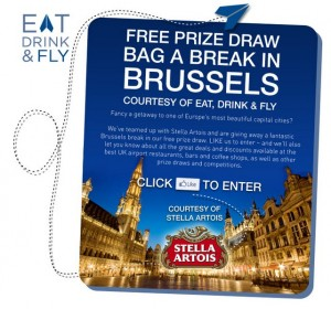 Win A Trip To Brussels