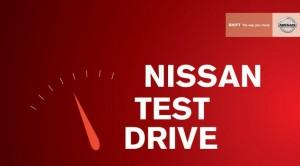 Free Nissan Test Drive