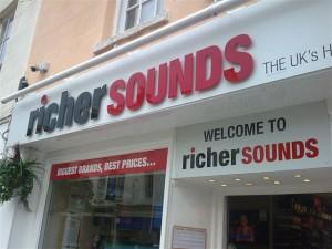 Free Richer Sounds Mugs
