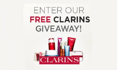 Free Clarins Cosmetics Giveaway