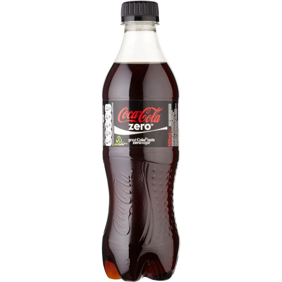 Free 500ml bottle of coca cola zero freesamples co uk