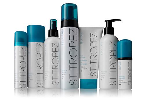 Free St Tropez Self Tan Products