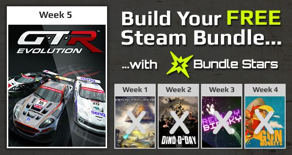 Free Steam key from Bundle Stars and PC Gamer
