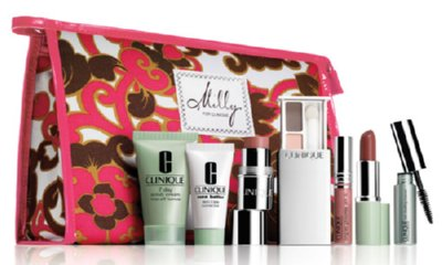 Free Clinique Gift Bag