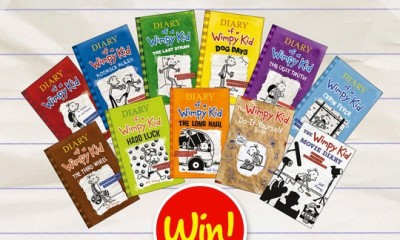 diary of a wimpy kid books free download pdf