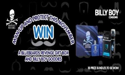 Free Bluebeards Revenge Gift Set