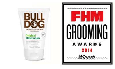 Free Bulldog Men's Moisturiser
