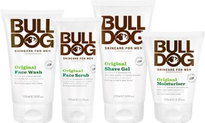 Free Bulldog Face Scrub