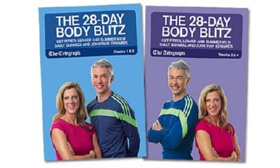 Free 28-Day Body Blitz Guide