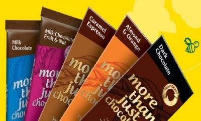 Free Bar of Chocolate