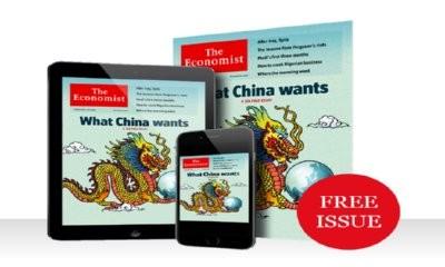 Free Economist Magazine Issue