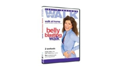 Free 'Belly Blasting Walk' Fitness DVD