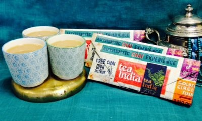 Free Bloomingville Tea Cup and Chai Tea