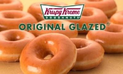 Free Krispy Kreme Doughnut