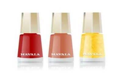 Free Mavala Nail Varnish