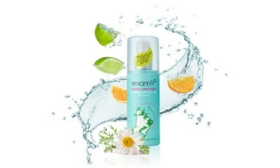 Free Miamoo Spray and Wet Wipes