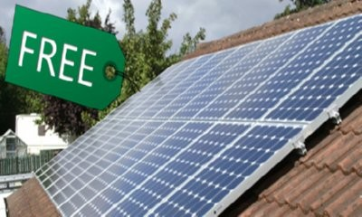 Free Solar Panels on Your Home