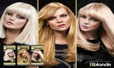 Free Bblonde Hair Products