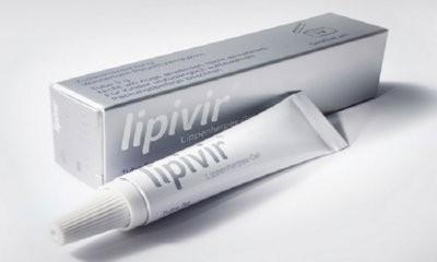 Free Lipivir Cream Worth £14.99