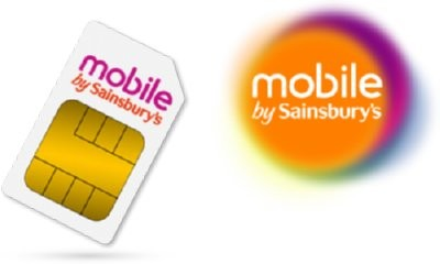 Free Mobile by Sainsbury's Sim and get up to £50 FREE Top-Up