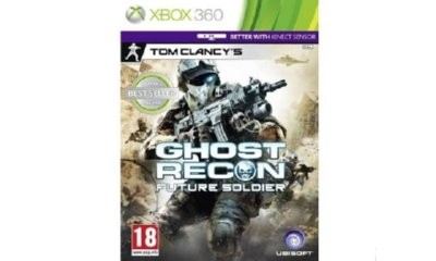 Free Copy Of Ghost Recon – XBOX 360