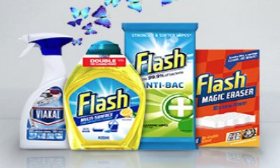 Free Flash Cleaning Bundle
