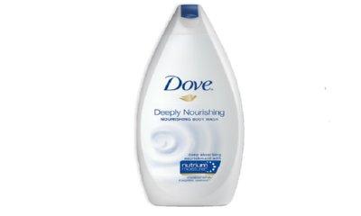 Free Dove Deeply Nourishing Body Wash