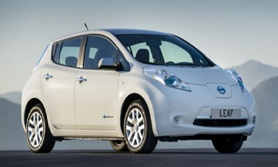 Nissan Leaf – Free 4 Days Test Drive