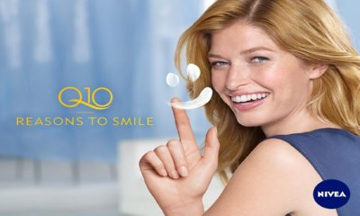 Free Nivea Q10 Plus Beauty Hampers