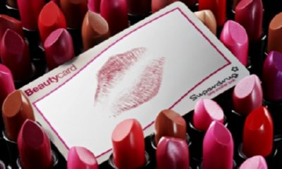 60 Free Superdrug Beauty Card Points