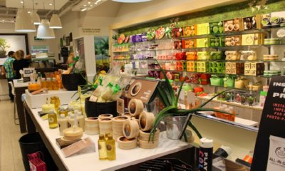Free Body Shop Beauty Products