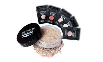Free Earthnicity Mineral Foundation Powder