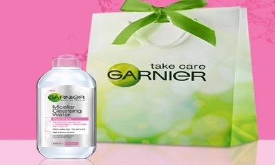 Free Garnier Goody Bags