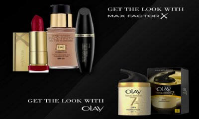 Free Max Factor Mascara or Free Total Effects Day Moisturiser