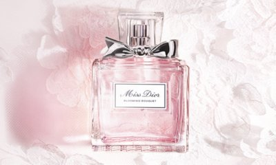 Free Miss Dior Blooming Bouquet