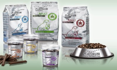 Free PLATINUM Dog Food Samples