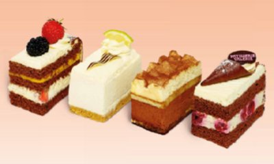 Free Treat on Birthday at Patisserie Valerie