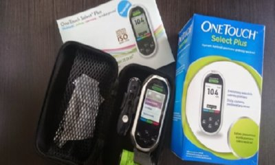 Free Diabetes Monitoring Pack