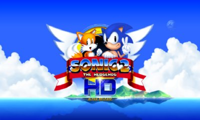Free GamingSonic the Hedgehog 2 HD Game