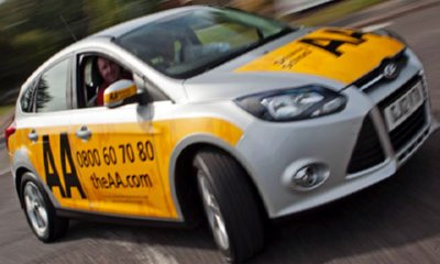 Free 2 Hours AA Motorway Lesson