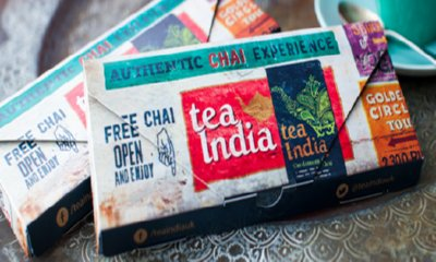 Free Pack of Chai Tea