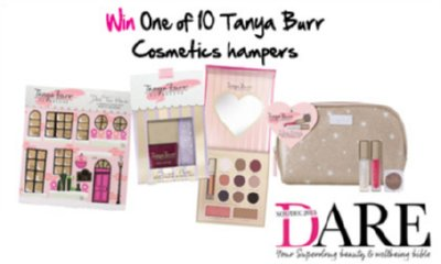 Free Tanya Burr Cosmetics Hamper