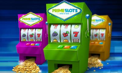 110 Free Slots Spins – £1,000,000 Jackpot