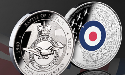 Free Battle of Britain 75th Anniversary Commemorative Medal