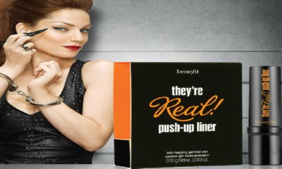 Free Benefit They're Real Push-Up Eyeliner