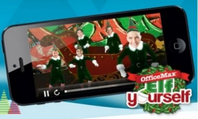 Free Elf Yourself Christmas Video | FreeSamples co uk